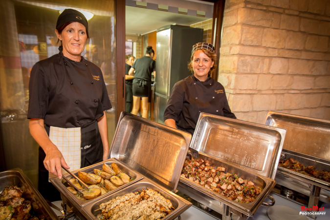 Cypriot wedding food catering