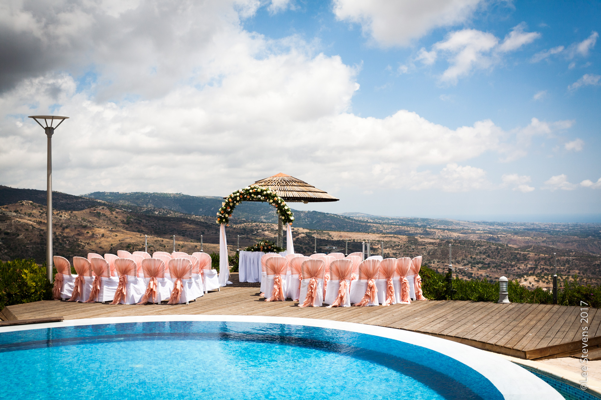 Panorama Villa Wedding Ceremony