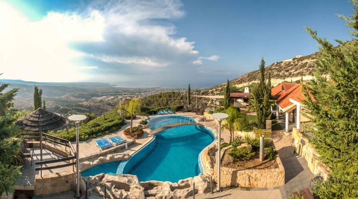 Panorama Villa Virtual Tour 360