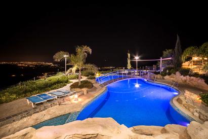 panorama villa in Cyprus