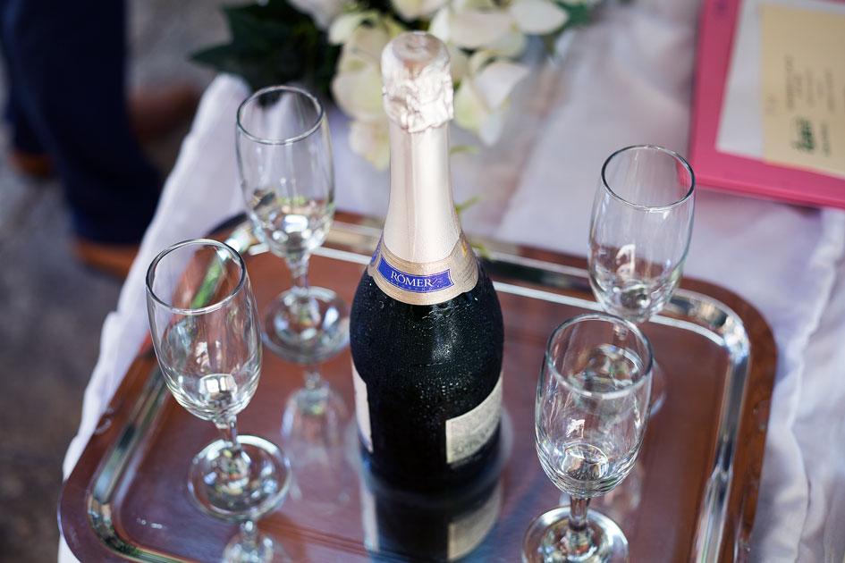 WeddingCyprusVilla Champagne