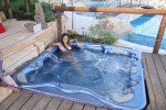 Villa  villa with Jacuzzi