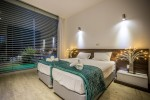Oceania Villa in Cyprus Luxury Twin Bedrooms