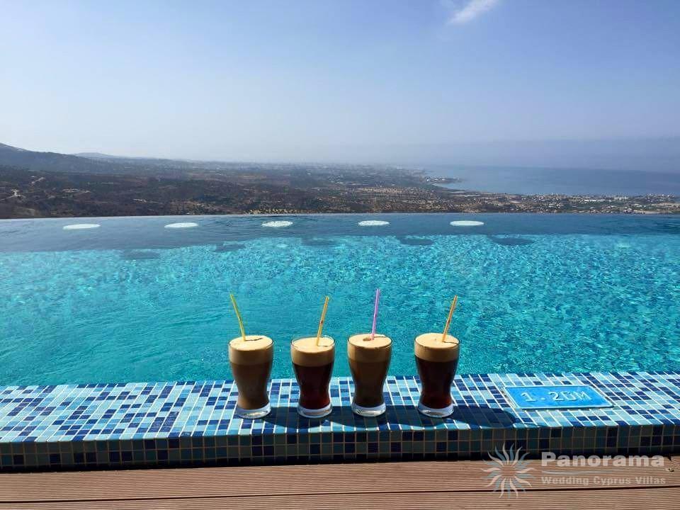 Summer in Paphos, wedding villas in Cyprus
