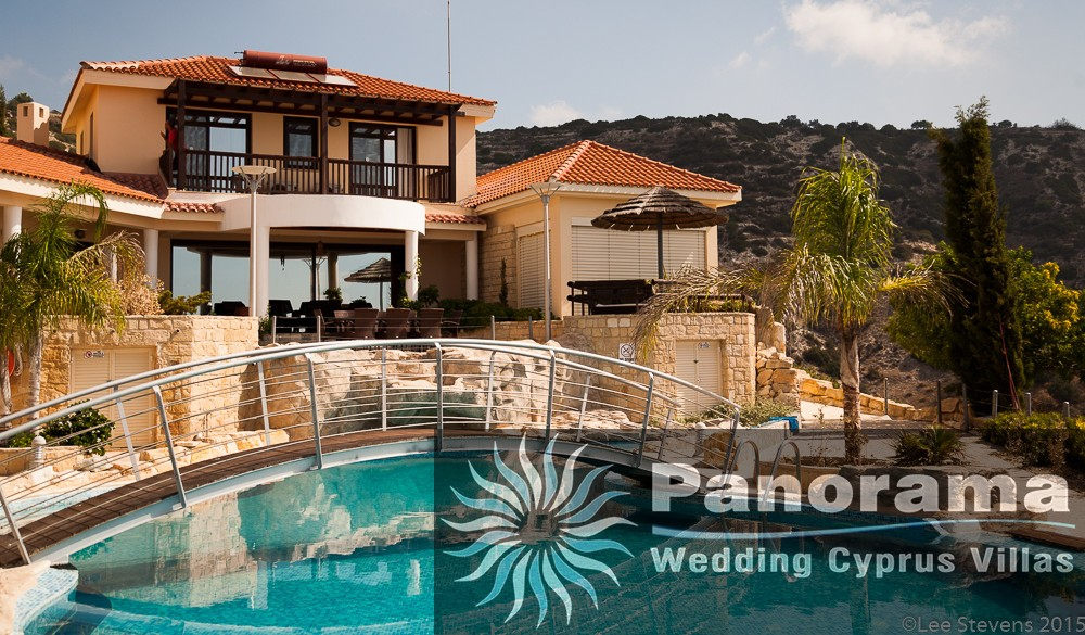 Destination Wedding, get married in Panorama Villa 2017