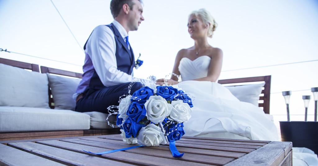 Cyprus Wedding Villa Flowers