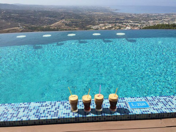 Cyprus Coffee - Frappe