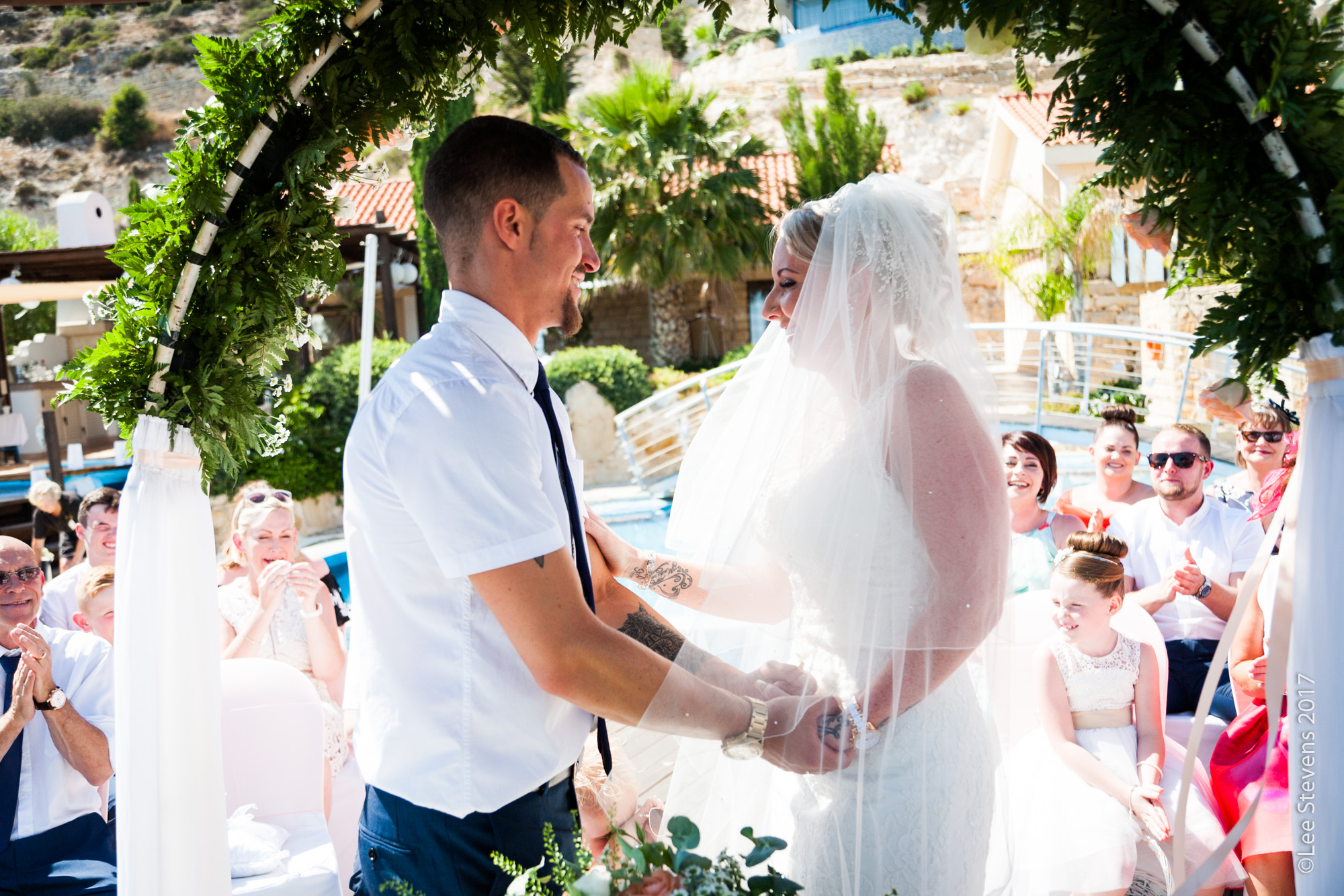 Laura Wedding at Panorama Villa in Cyprus 2019