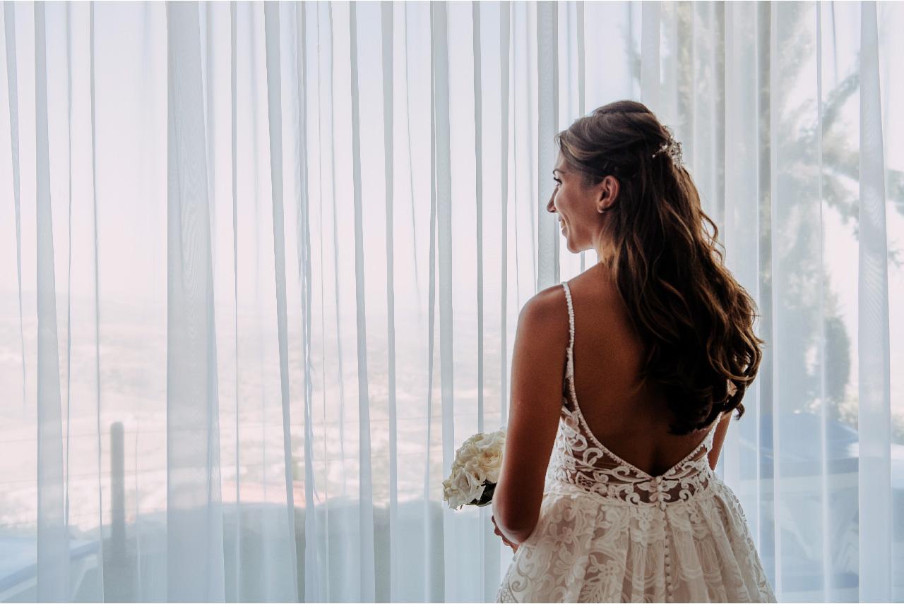 The bride at the villa Oceania -Alexia Pegasious