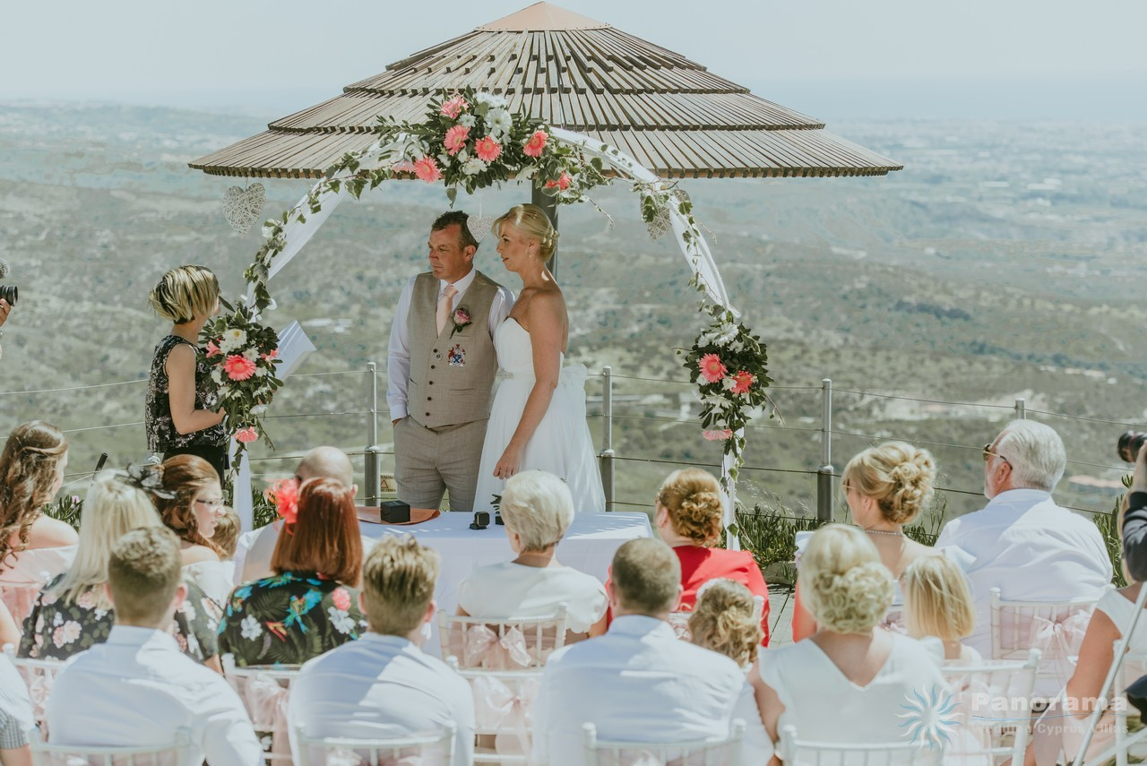 Civil Weddings at the villa Panorama 2020