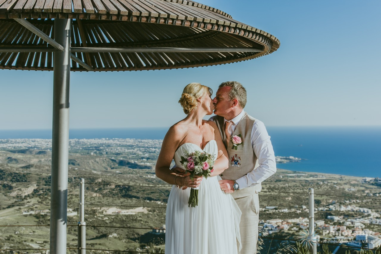 Wedding Cyprus Villas - Wedding in Paphos at Panorama Vlla