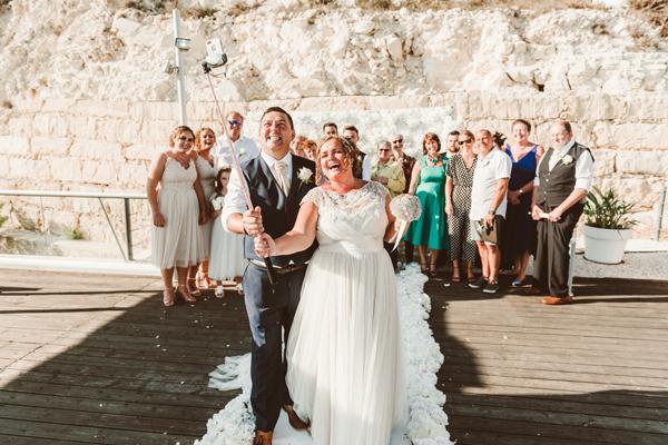 wedding venue for reception in Cyprus