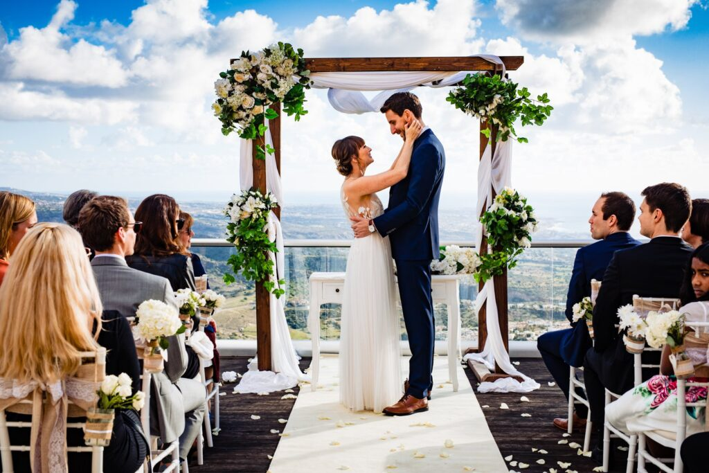 Oceania Villa Weddings 2022