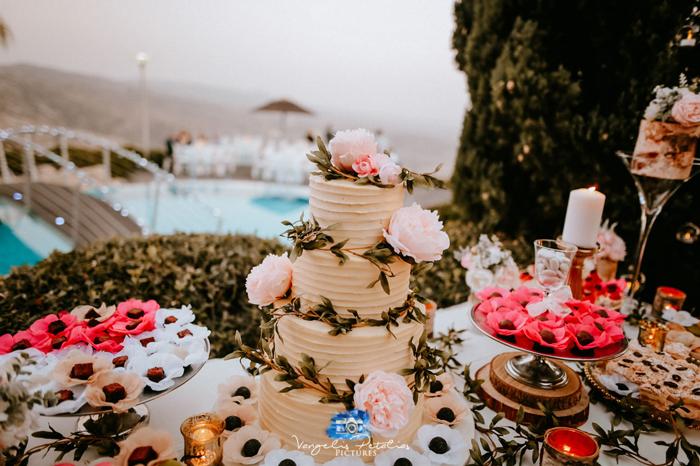 Wedding Catering at Panorama Villa