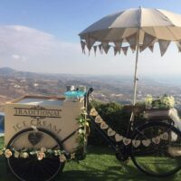 Ice-cream wedding packages