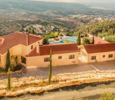 Panorama Villa Front View