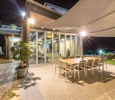Oceania Villa Outdoor Area