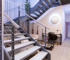 Oceania Villa Minimal Stairs