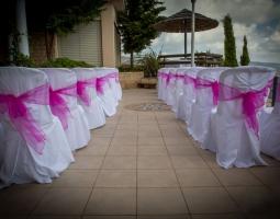 Panorama Wedding Ceremony