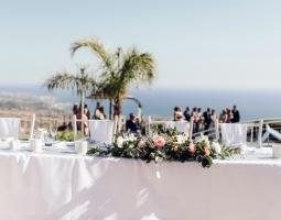 Faye & Luke Wedding Reception