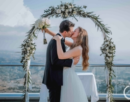 Dina & Julien Wedding -Oceania Villa