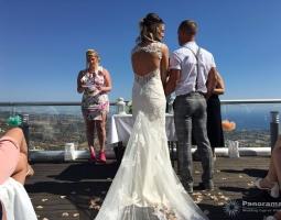 Katie and Seb wedding June 2017