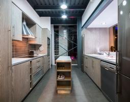Oceania Villa Kitchen