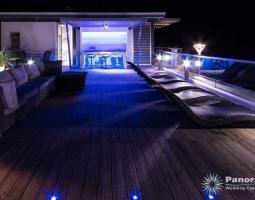 Oceania Villa Roof Garden