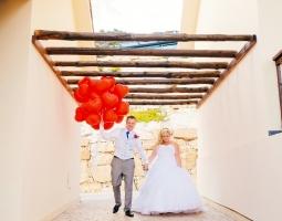 Wedding of  Ashleigh and James Woodruff