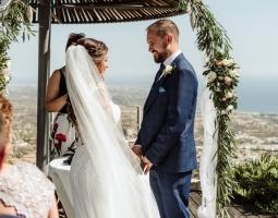 Fay & Luke Wedding Ceremony Vows
