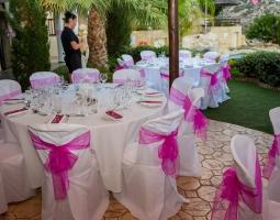 Panorama Wedding Reception