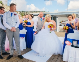 Wedding of  Ashleigh and James Woodruff