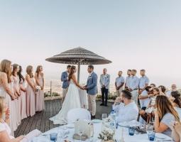 Weddings at Panorama Villa