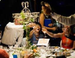 wedding Receptions Dinner at Oceaniana