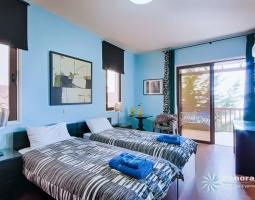 Panorama Villa Twin Bedroom